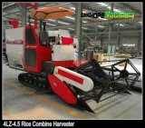 Wishopeの米およびムギのためのゴム製クローラーコンバイン収穫機