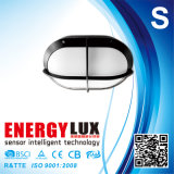 E-L08A de aluminio a presión la luz de techo de la carrocería E27 de la fundición
