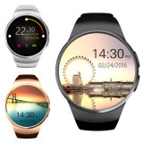 Kw18 Heart Rate Smart Watch Support Meory Card Bluetooth Fitness Tracker IPS pour Ios Android