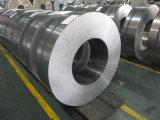 201, Ss304, 316L, 312, 2205 laminou a tira/bobinas do aço inoxidável