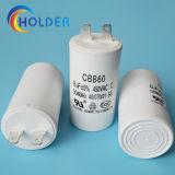 De gemetalliseerde AC van de Film van het Polypropyleen Beginnende Condensator van de Motor van de Condensator (CBB60 805j/450V)