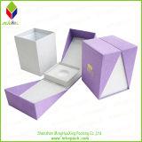 Подгонянная коробка Jewellery подарка штемпелевать золота