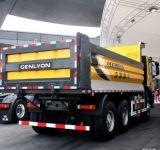 [إيفك] [هونجن] [جنلون] [ك100] [6إكس4] [380هب] شاحنة قلّابة [دومب تروك] لأنّ عمليّة بيع