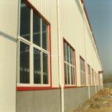 Мастерская конструкции здания землетрясения упорная стальная с высоким качеством