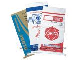 Bolsa de papel inferior de la costura para el carburo de silicio 25kg