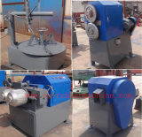 De rubber Lopende band van het Poeder, De Machine van het Recycling van de Band van het Afval