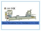 Scie découpée automatique pour l'aluminium de découpage