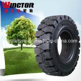 Mehr Laden-Gabelstapler-fester Reifen, luftlose Gummireifen 18*7-8 für Verkauf