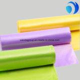 폐기물 명확한 색깔 플라스틱 서류 봉투 주문 인쇄