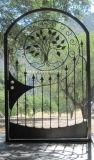 Bei disegni residenziali del cancello del ferro saldato
