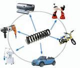 Roller Kickstand Spannkraft-Ring-Haken-Sprung