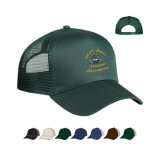 5 Panels Sports Cap mit 3D Embroidery Logo