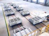 Sistema móvel do painel de parede do EPS da máquina do cimento do sanduíche do molde de Tianyi