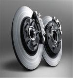 De auto Schijf van de Rem van Vervangstukken voor Auto/Rem de Van uitstekende kwaliteit van de Schijf 4A0615601A
