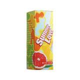 OEM líquido fresco superior de venda quente da venda por atacado do sabor E das frutas da alta qualidade produzindo o suco da fábrica E