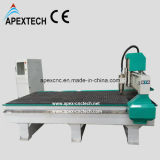 Машина маршрутизатора CNC древесины высокой точности 1325 одиночная головная для вырезывания
