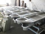 Vibrierender Bildschirm-vibrierender Sieb-vibrierender Filter für Ammonium-Sulfat