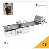 Máquina de estaca automática de pano das multi camadas