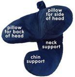 Cuscino di corsa del J-Cuscino - supporto della testa, del mento e del collo