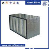 Фильтр мешка V-Крена HEPA для очищения воздуха
