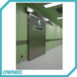 Дверь нержавеющей стали Qtdm-20 304 одиночная открытая герметичная