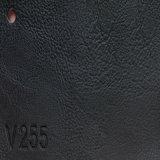 Cuoio sintetico classico dell'unità di elaborazione Microfiber del PVC per il sofà (HS-QF14)