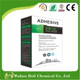 China Proveedor GBL Eco-Friendly polvo de papa papel tapiz pegamento Wallcovering adhesivo