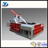 Prensa hidráulica del metal no ferroso/precio hidráulico de la máquina de la embaladora de la chatarra