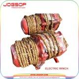 起重機の持ち上げ装置のウィンチ、電気ウィンチ