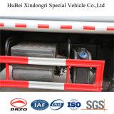 Caminhão de petroleiro popular do combustível com Chasis diferente