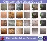 زخرفيّة لون مرآة زجاج مع أساليب مختلفة سطحيّة