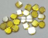 Piatto del diamante del monocristallo 4*0.6*0.9 per calore di comportamento degli strumenti