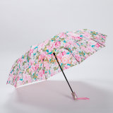 زهرة طباعة شعبيّة هبة مظلة