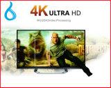 Mise à jour sèche complètement chargée sèche d'Ota de dongle du cadre TV de l'androïde 6.0 les meilleur marché TV du faisceau 2GB 8GB Kobi de quarte de Haiswee TV S905X