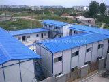 중국에서 판매를 위한 가벼운 강철 프레임 싼 Prefabricated 집