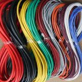 fio/cabo elétricos do aquecimento do silicone 600V de alta temperatura