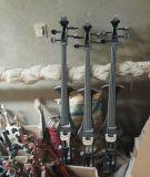 Instruments de musique électriques de violoncelle de violoncelle fabriqué à la main avec la caisse de violoncelle