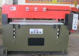 Vier-Spalte hydraulische Fläche-Auto-Matte und Jeans-Gewebe-Ausschnitt-Maschine
