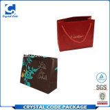 Bolsa de papel de piedra personalizada de Peinted de la calidad estupenda