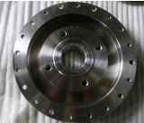 Commande numérique par ordinateur de haute précision usinant des pièces de /Metal d'acier inoxydable