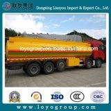 De Tankwagen van de Brandstof van het Aluminium van Sinotruk T5g 10X4 18000L