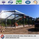 Bâti en acier de Peb pour l'entrepôt mobile