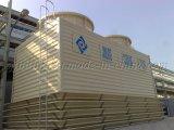 JFT Serien widersprechen Fluss-quadratischem Kühlturm