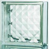 Ясная польза стеклянного блока для стены от солнечного стекла