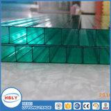Plaque de polycarbonate homologuée SGS approuvée par le feu-Retardant Heat Resistant