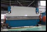 Dobladora del CNC del freno Wc67y-250t/6000 E10/de la prensa hidráulica