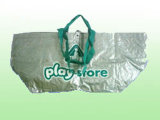 Pp Woven Nonwoven RPET Shopping Bag per Carrying in Supermarket