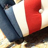 Sofa sectionnel moderne de type de mode britannique de tissu (MI)