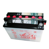batteria sommersa convenzionale del AGM di 12V 18ah per il motociclo