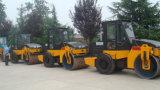 Maquinaria oscilatoria de la construcción de carreteras del solo tambor de 6 toneladas (YZ6C)